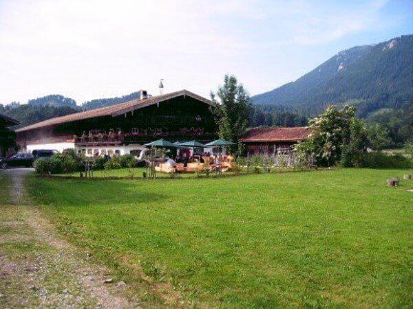 """""""Bauernhof-Tagung"""" mit Teambuilding-Programm und Hüttenabend"""