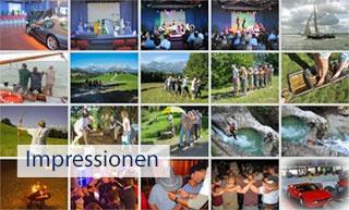 Impressionen, Inspirationen von holstein eventmarketing