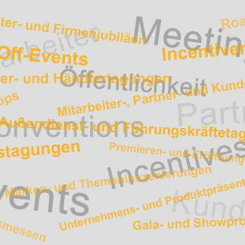 Angebotsspektrum holstein eventmarketing